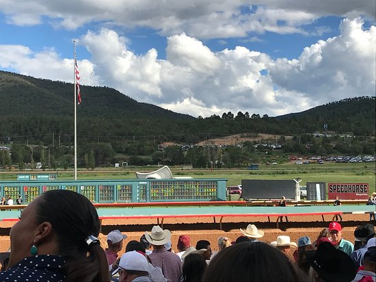 Ruidoso Downs Race Track