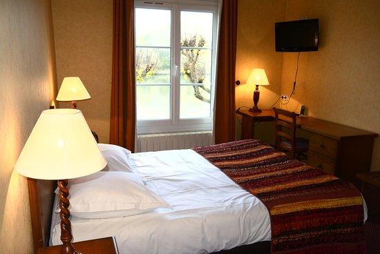 Gouvieux, Frankreich: une chambre