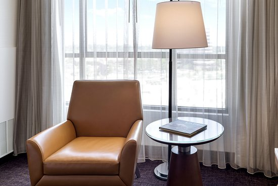 Premier Room Sitting Area