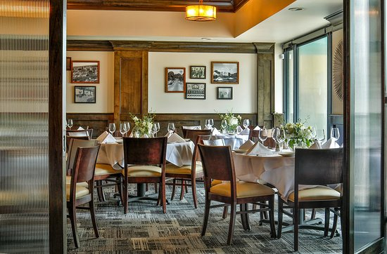 Char Restaurant: Private Dining available