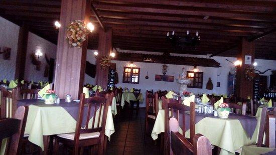 Restaurante Meson Del Norte: Comedor