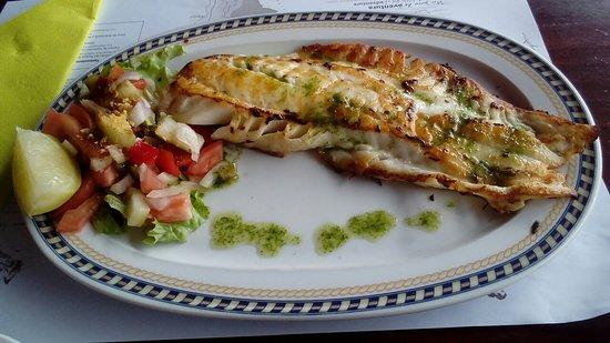 Restaurante Meson Del Norte: Filete de cherne