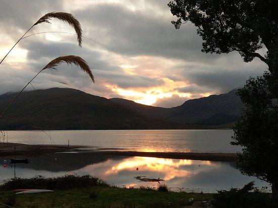 Sunset from the Inn @ Glenelg