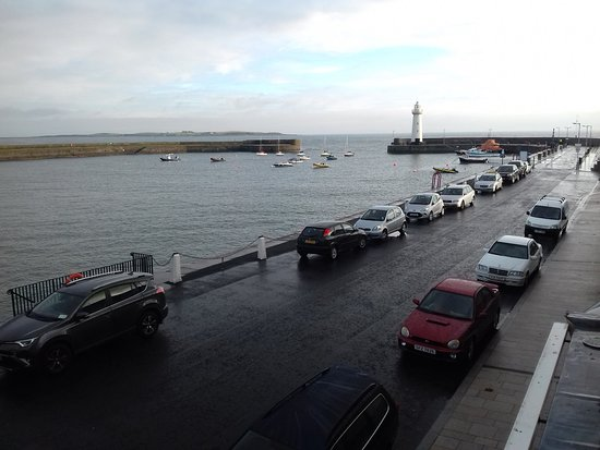 Donaghadee, UK: The Harbour