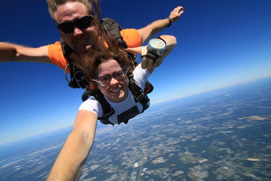 Skydive Cross Keys: Jumping with Brian