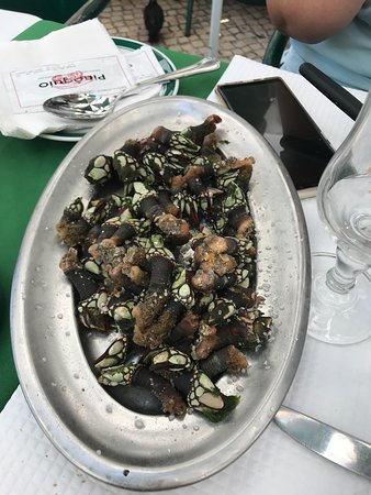 Restaurante Cervejaria Pinoquio: Specialità da leccarsi le dita