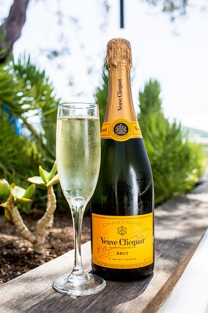 Float: Champagne & Sunshine