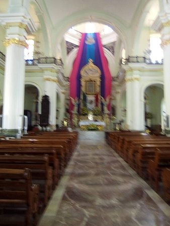 The Church of Our Lady of Guadalupe: Parroquia de Nuestra Señora de Guadalupe