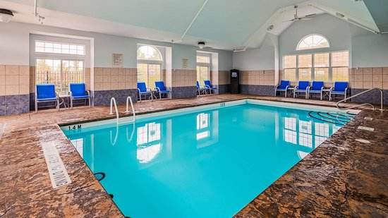 Best Western Plus Woodstock Inn & Suites: Indoor Pool