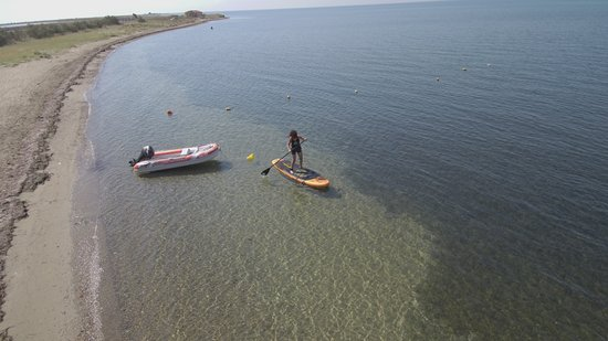 Central Greece, Greece: active sport club watersports