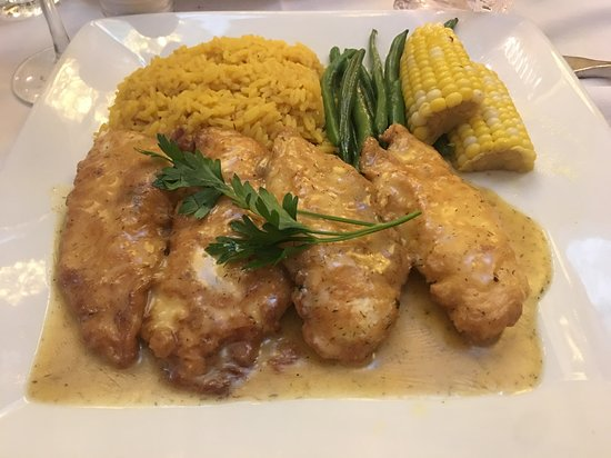 Spain Restaurant of Cranston: Chicken