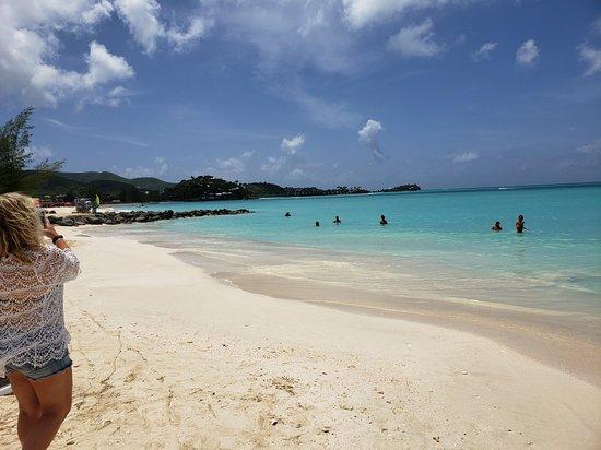 Saint Mary Parish, Antigua: Jolly Beach
