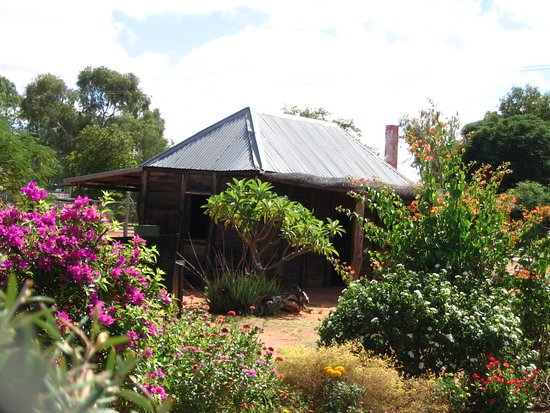 Windorah Information Centre and Whitula Gate Museum
