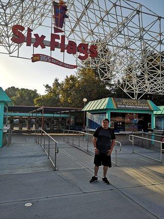 Six Flags Magic Mountain 이미지