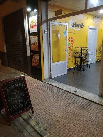 Santa Fe, Hiszpania: Diwan Kebab