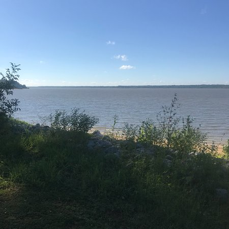 ‪‪Hernando‬, ‪Mississippi‬: View of Arkabutla Lake from Site 31‬