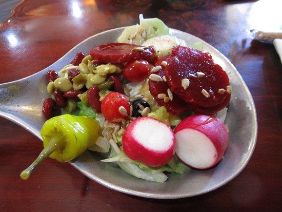 Belfield, Dakota del Norte: Trip to the Salad Bar