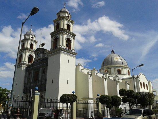Catedral de Tehucan