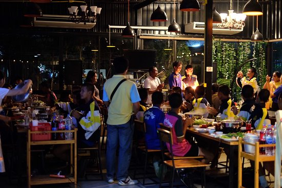 Dan Khun Thot, Thailand: บรรยากาศดีมาก