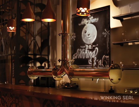 Winking Seal Beer Co., Ho Chi Minh City - Menu, Prices & Restaurant Reviews - TripAdvisor