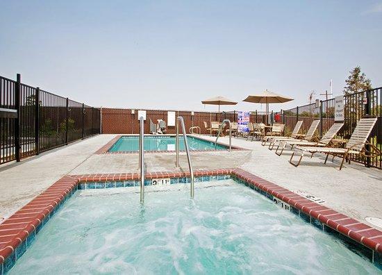 Dinuba, Californië: Pool