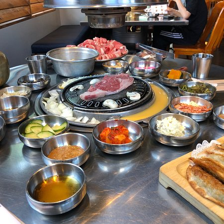 Photo4 Jpg Picture Of Daebak Korean Bbq Chicago Tripadvisor