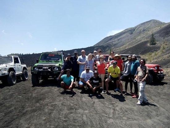 Сонган, Индонезия: Mt Batur