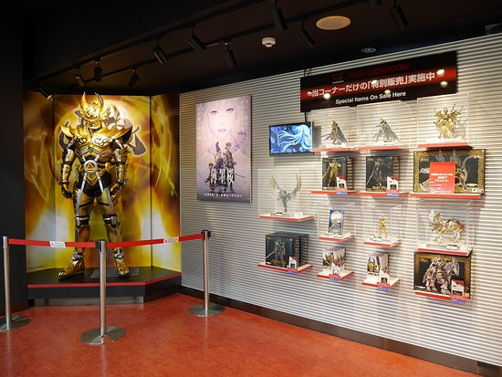 TAMASHII NATIONS AKIBA SHOWROOM