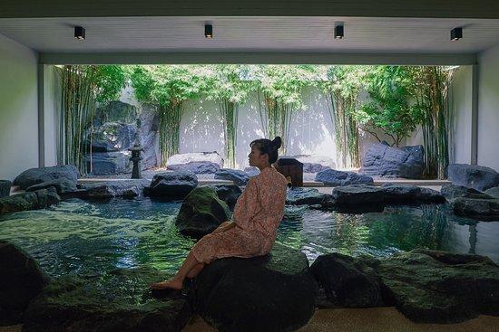 Kabin Buri, Thailand: Onsen