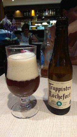 Cerveza Trappistes Rochefort (4,95€)