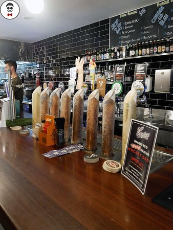 The Beer Burger Bar Picture Of Beer Burger Bar Richmond Tripadvisor