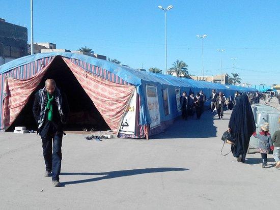 Ιράκ: arbaeen global walking days