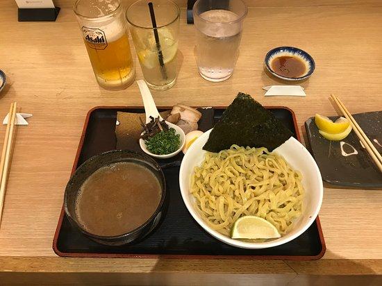 Pork Tonkotsu Tsukemen