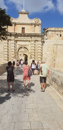 Mdina Old City: 20180916_145530_large.jpg