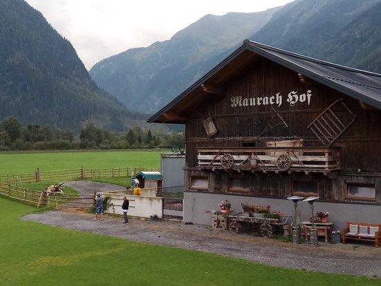 Neukirchen am Grossvenediger, Austria: Аппартаменты Дрейер.