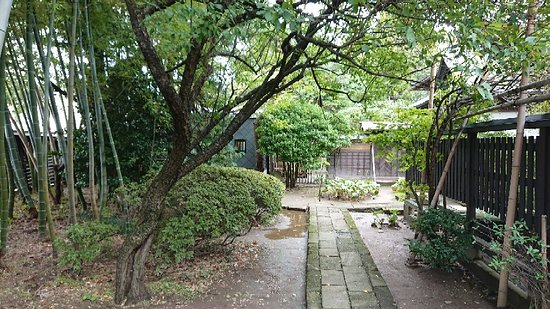Kazamake Old Villa Muryokouen Shakado