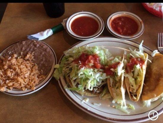 Hartland, MI: Taco dinner