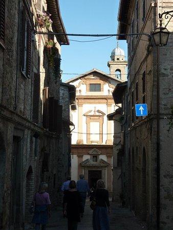 Bevagna, Italie: S.Margherita