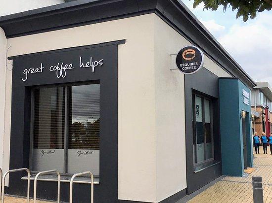 Esquires Coffee, Blanchardstown, Dublin.
