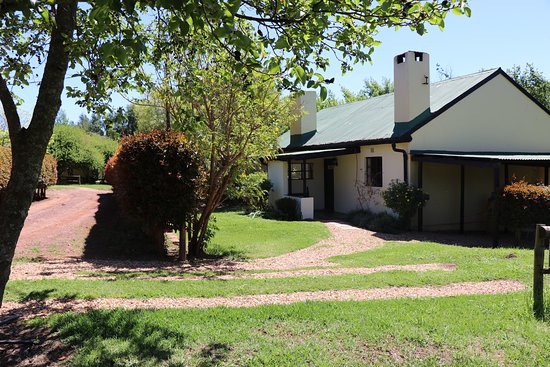 Grabouw, South Africa: Golden Delicious Cottage