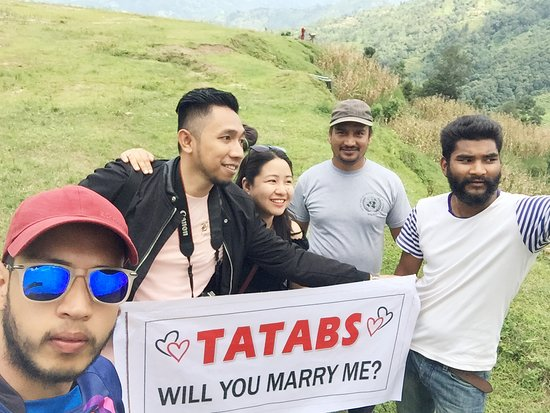 Nagarkot Everest View Paragliding: Thanks to this team!!!