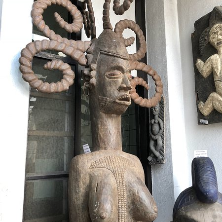 Musee International du Golfe de Guinee