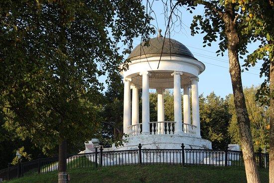 Ostrovsky's Pavilion