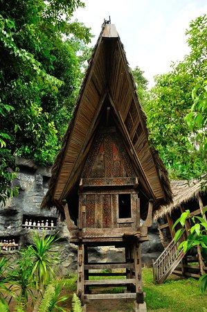 Sidan, Indonesia: Speisekammer