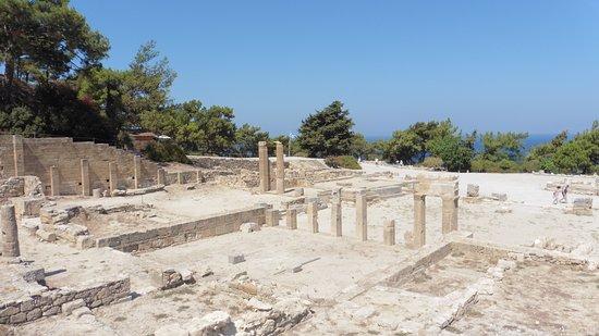 Kalavarda, Greece: Kamiros