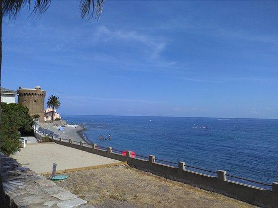 Corsica_Miomo spiaggia