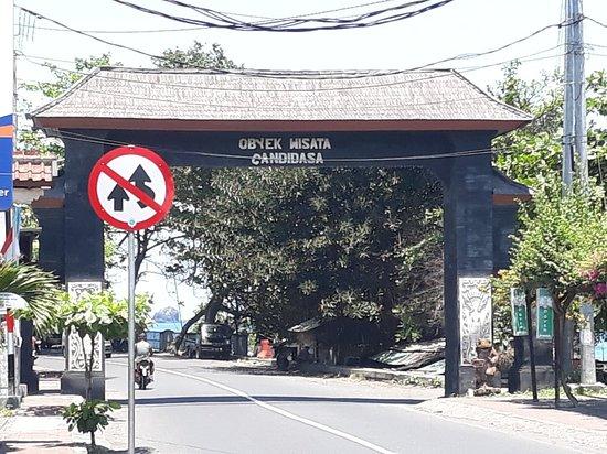 Καρανγκασέμ, Ινδονησία: Candi Dasa