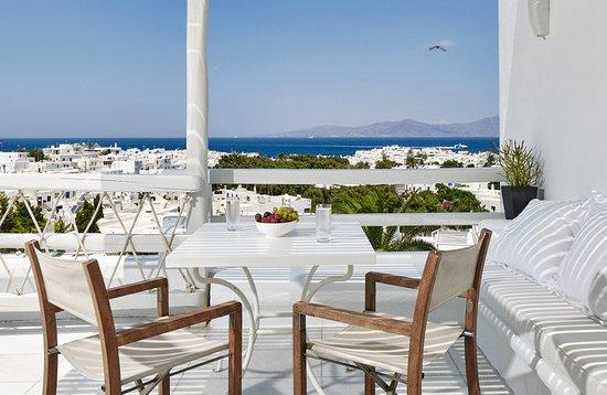 Belvedere Mykonos: Guest room
