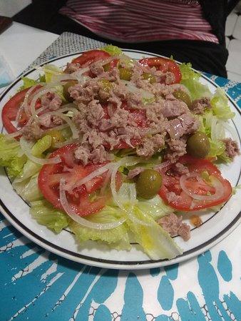 Cee, Испания: insalata di tonno