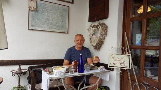 Osteria Del Valico Di Erbonne: Lunch in Osteria del Valico September 2018
